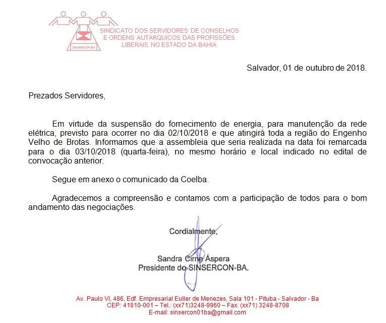 comunicado assembleia crea 03.10.18