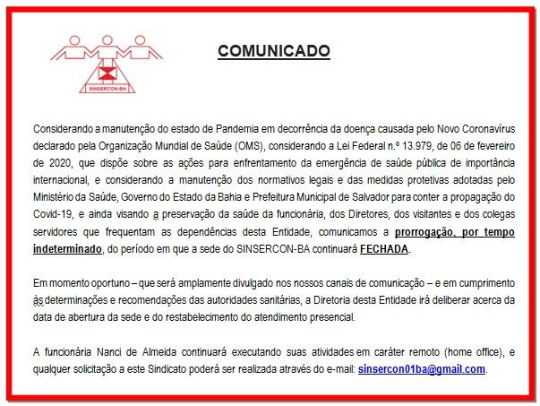 COMUNICADO.1